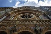 Façade d'une synagogue — Photo