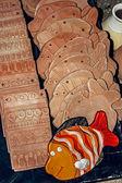Types of clay 27 — Stock Photo