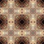 Seamless brick pattern, aged floor tiles — Stock Photo