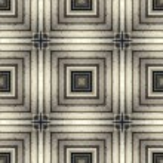 Seamless line pattern, aged floor tiles — Stock Photo