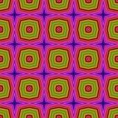 Pop art seamless pattern, wallpaper background — Stock Photo
