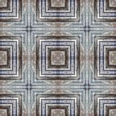 Seamless vintage pattern, aged floor tiles — Stock Photo