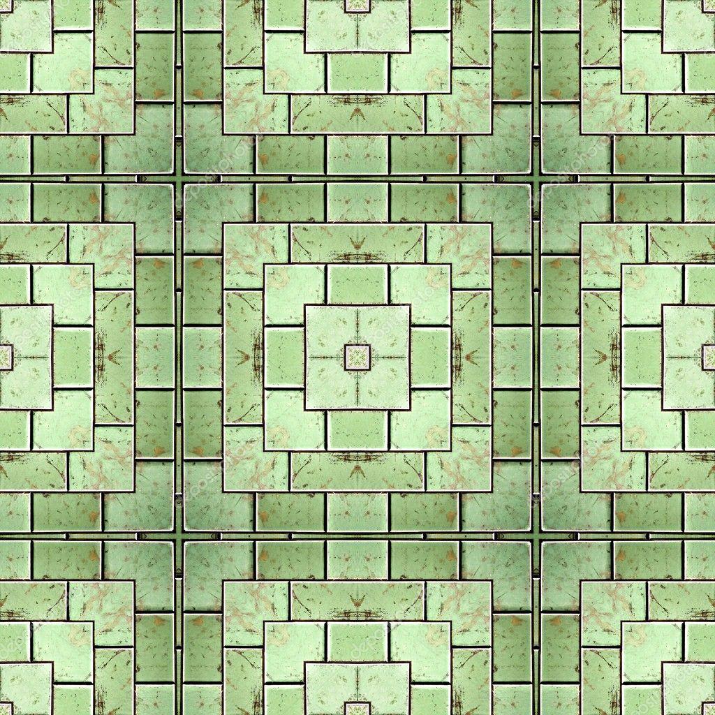 Installing a HerringbonePatterned Floor