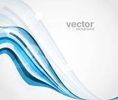 Abstract design colorful new technology wave vector — Stock Vector