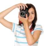 Photographer — Stock Photo #11531532