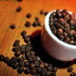 Black Pepper — Stock Photo #12012624