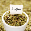 Stock Photo: Oregano
