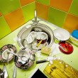 Washing-up - Foto Stock