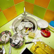 Washing-up - Stockfoto