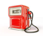 Fuel pump — Stock Photo