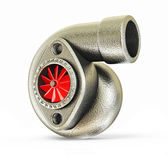 Turbocharger — Stock Photo
