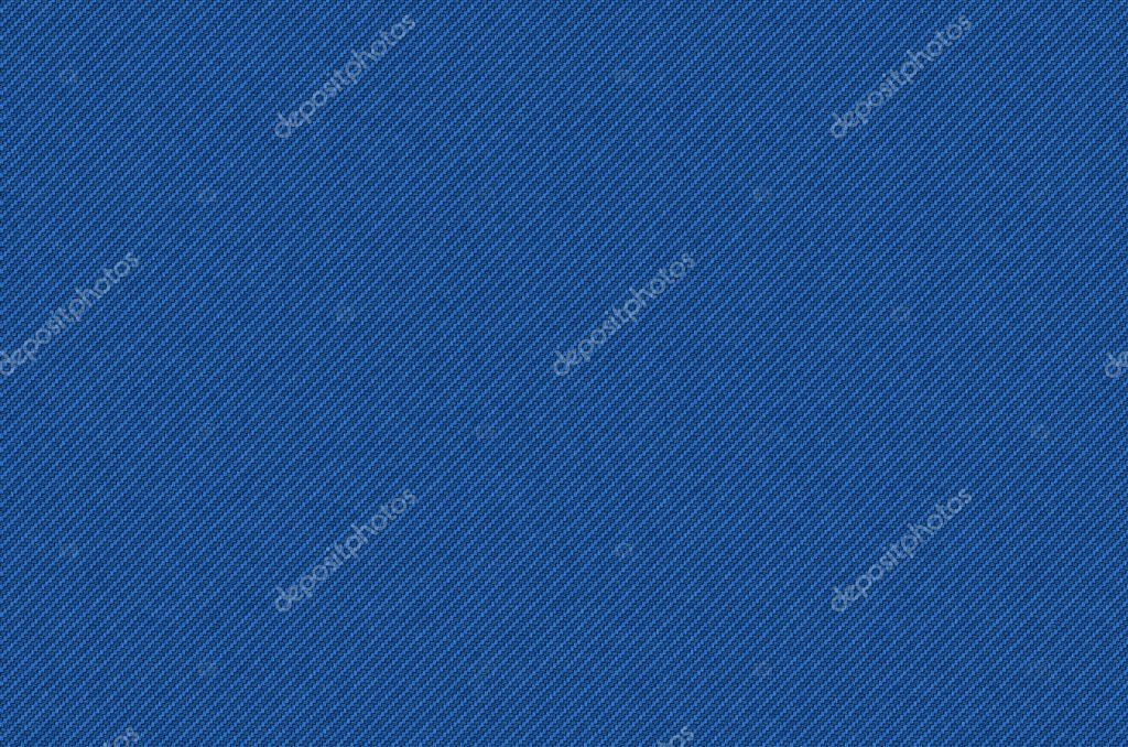 The texture of jeans fabric. Diagonal blue lines — Stock Photo #10912643