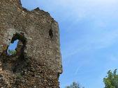 Gamla slottet — Stockfoto