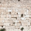 Israel. The Jerusalem wailing wall — Stock Photo