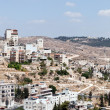 Palestin. The city of Bethlehem — Stock Photo