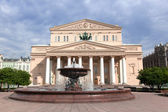 Большой театр в Москве, Россия — Стоковое фото