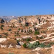 Cappadocia, Turkey. Urgup Fairy Chimneys — Stock Photo