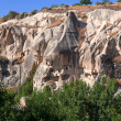 Cappadocia, Turkey. Goreme open air museum — Stockfoto