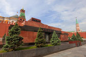 Lenin Mausoleum — Stock Photo