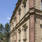 Manor house in Freiburg — Stock Photo