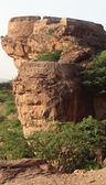 Scenery around Badami — ストック写真
