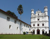 Se Cathedral in Goa — Stock Photo