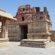 Krishna Temple at Vijayanagara — Stock Photo