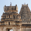 Virupaksha Temple at Vijayanagara — Stock Photo