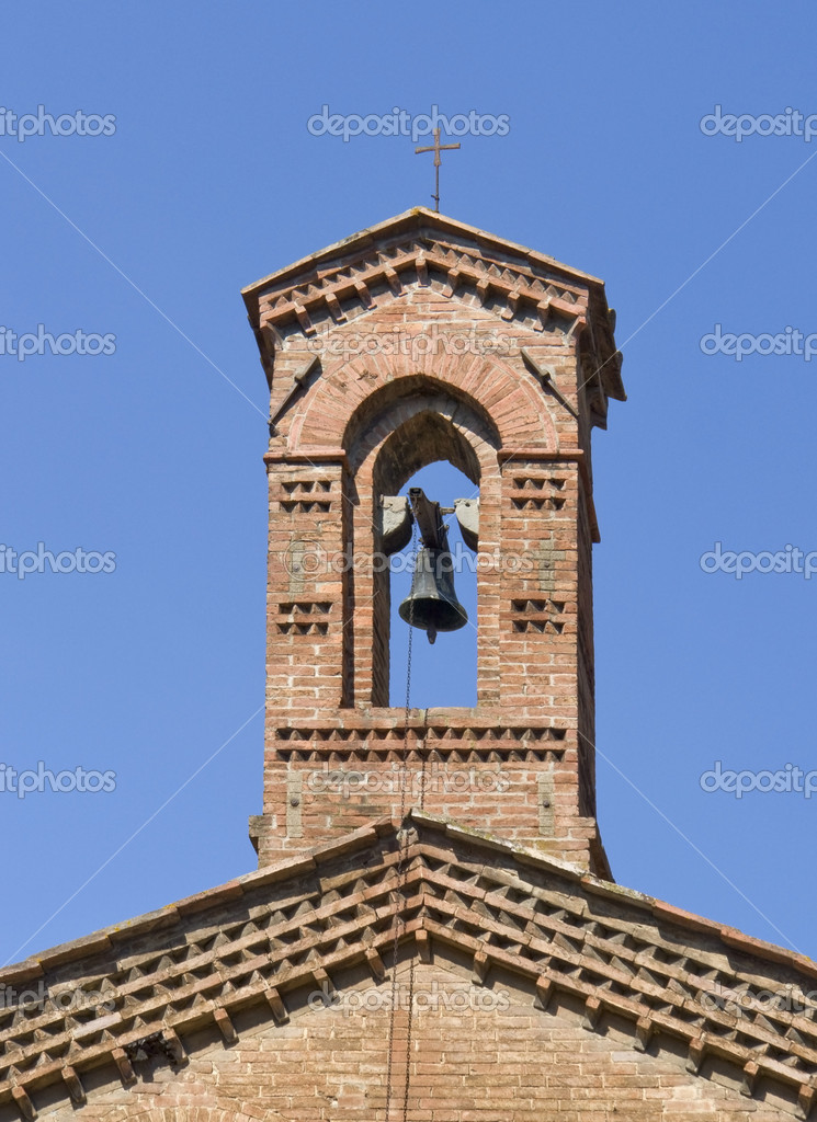 Architectural detail seen in Siena (Italy)  Stock Photo #11314507