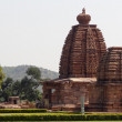 Temple at Pattadakal — Foto Stock