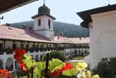 Agapia Monastery — Stock Photo