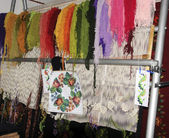 Loom in Romania — Stock Photo