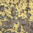 Stock Photo: Rundown varnished surface