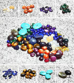Various color stones — Stock Photo