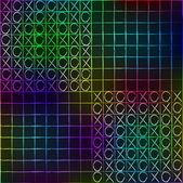 Texture of a colour tile — Stock Photo