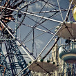 Ferris wheels cabins - Foto de Stock