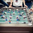 Table football players — Stock Photo #11279377