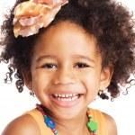 Happy little girl — Stock Photo #12106516
