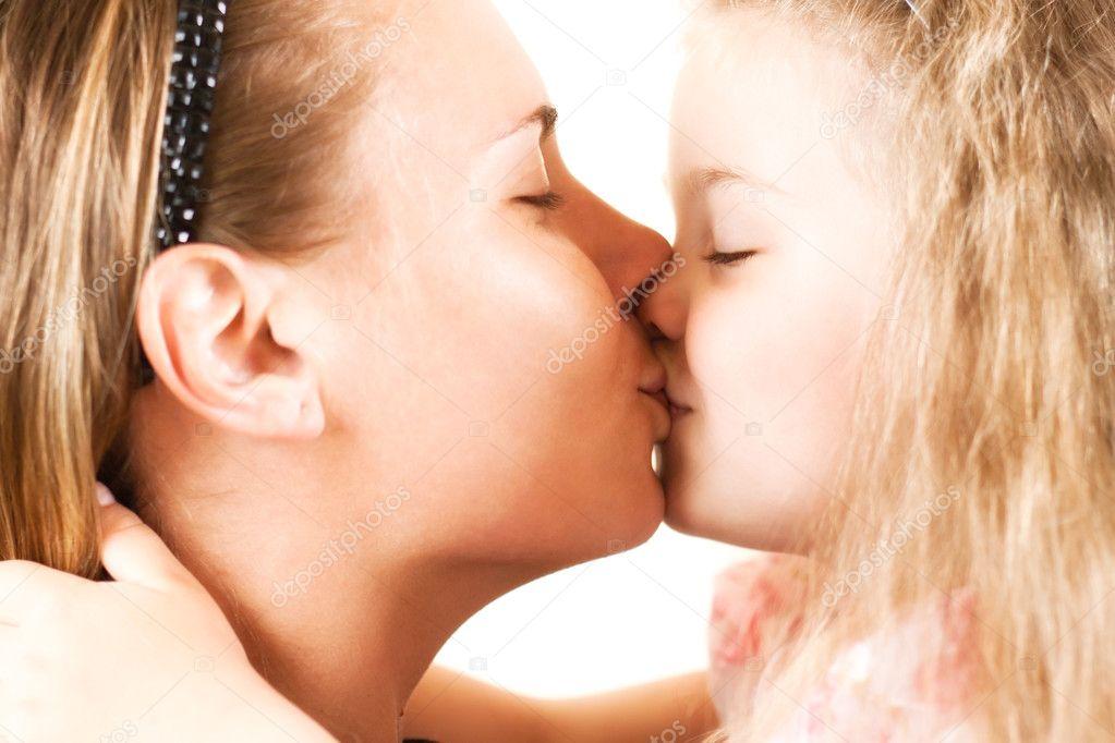 Lesbian buiness women kissing man, Sofia