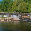 Постер, плакат: Sauble Falls in South Bruce Peninsula Ontario Canada