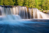 Sauble Falls in South Bruce Peninsula, Ontario, Canada — Stock Photo