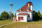 Cabot Head Lighthouse Bruce Peninsula, Ontario, Canada — Stock Photo