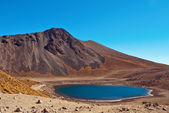 Nevado de Toluca, old Volcano near Toluca Mexico — Stock Photo