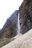 Falls near Badrinath, North India — Stock Photo