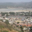 City of Haridwar — Stock Photo