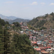 McLeod Ganj City of North India - Stock Photo