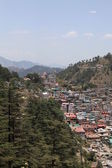 McLeod Ganj City of North India — Stock Photo