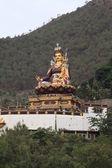 Padmasathava - un maestro del budismo tibetano — Foto de Stock