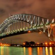 Sydney Harbour with Opera House and Bridge — Stock Photo #10947460