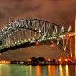 Sydney Harbour with Opera House and Bridge — Stock Photo #11848382